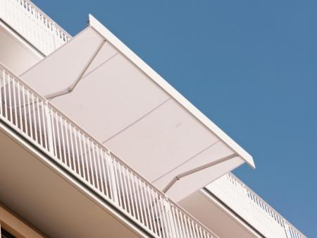 Hüppe Markisen Gelenkarmmarkisen Balkon oderr Terrasse