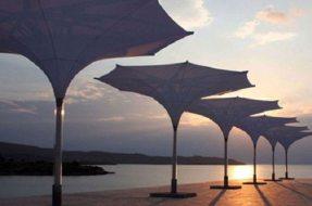 Ampelschirme Terrassenschirme Sonnenschutz Regenschutz